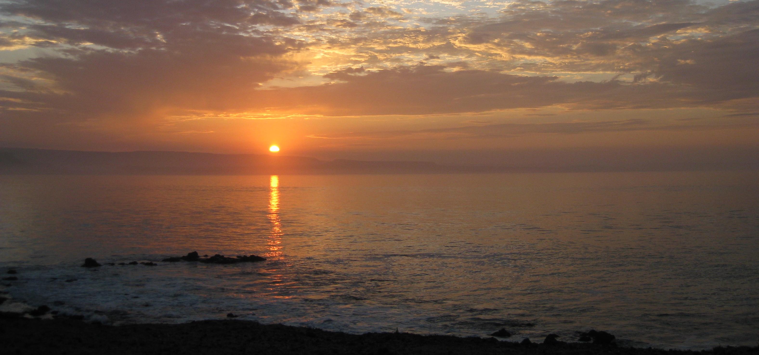 Sunrise, San Juanico
