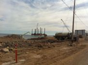 Road & Pier Construction - Santa Rosalia