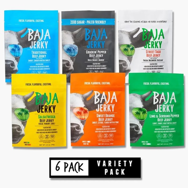 variety pack, 6 pack