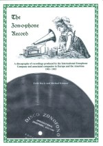 The Zonophone Record - Ernie Bayly and Michael Kinnear