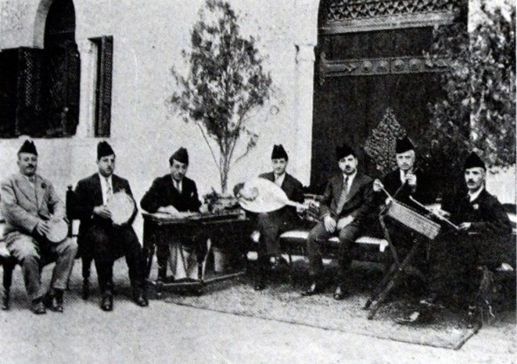 The Iraqi Ensemble of Mohammed al Qubbanji