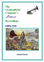 The Gramophone Company's Indian Recordings, 1908-1910 - Download