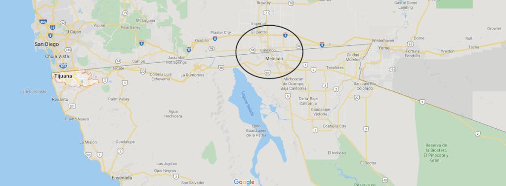 ArizonaBorderCrossingMexicali