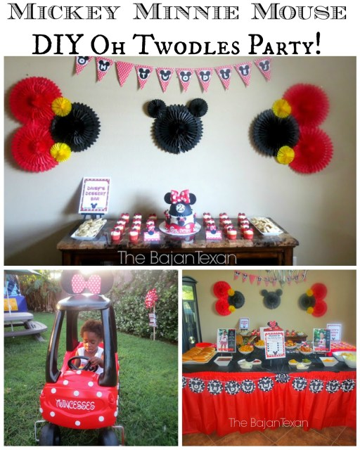 minnie mouse oh twodles diy birthday party if you are ever planning a mickey or