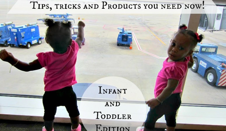 Traveling with Twins: Flying Tips with Infants and Toddlers
