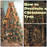 How to Decorate a Christmas Tree! (Holiday Series 5)