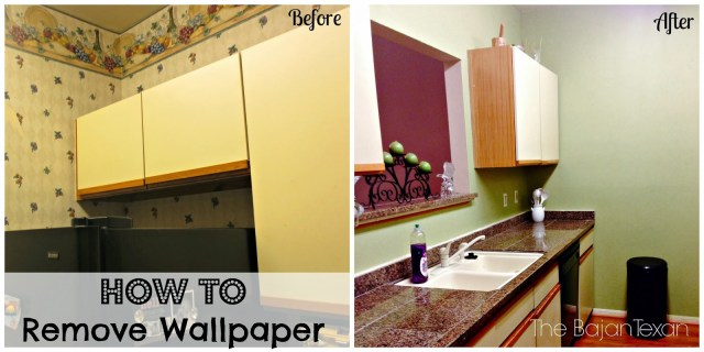 How to Remove Wallpaper - Have you been been dying to get rid of your wallpaper