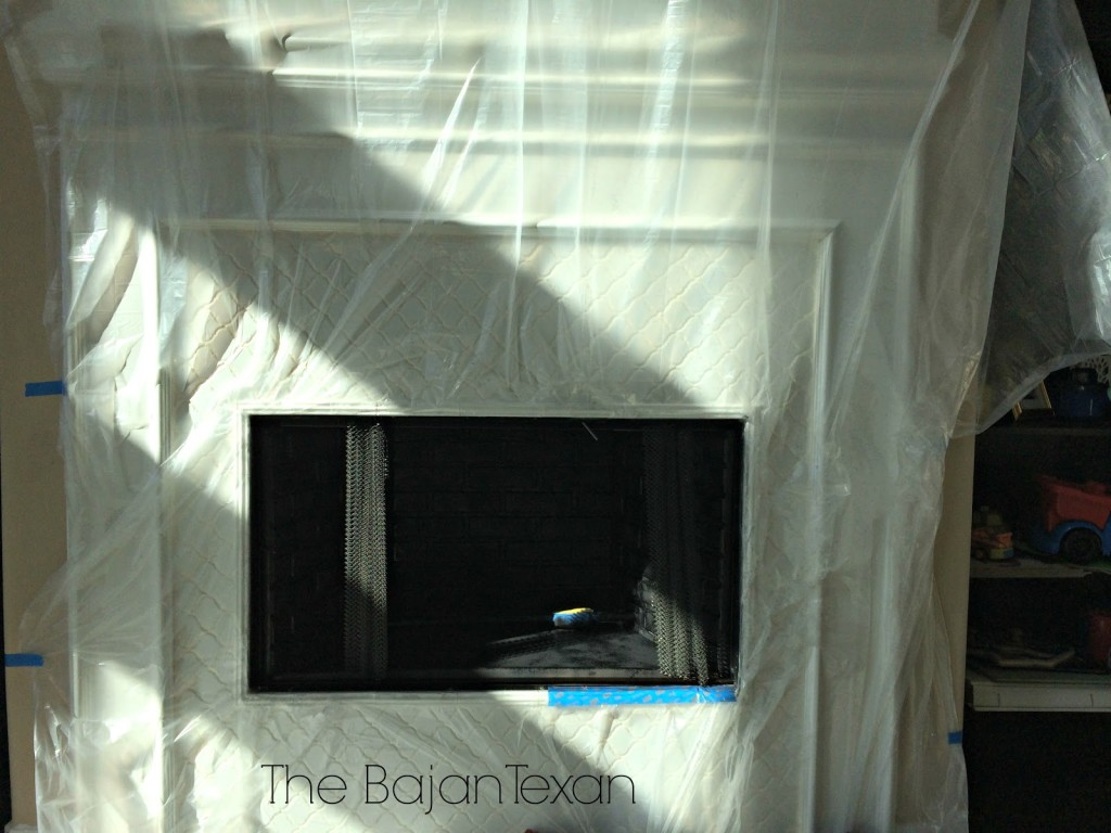 amazing fire glass fireplace makeover u2013 the bajan texan