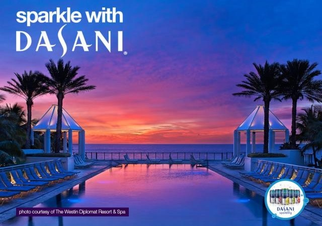 Dasani Sparkling #SparkleWithDASANI #ad