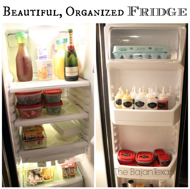 Fridge Organization Video - We all undergo the struggle of making our fridge look beautiful and organized. Here are some great tips!