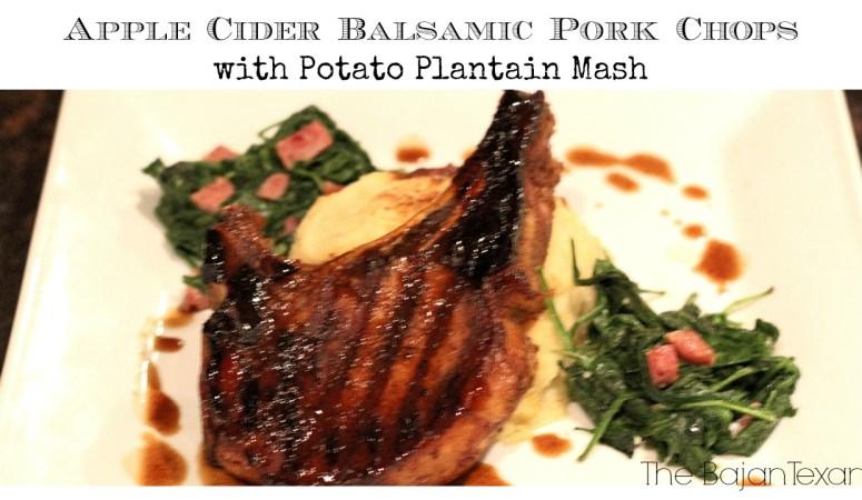 Apple Cider Balsamic Pork Chops Recipe: Steaksgiving with LongHorn Steakhouse