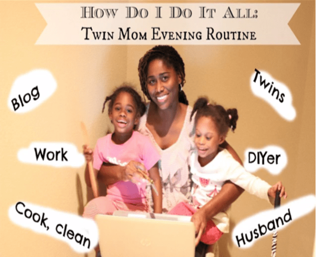 How I Do It All: Evening Routine Video (YouTube Collaboration) - Check out how I do it all: work, blog, the kids, house, husband...