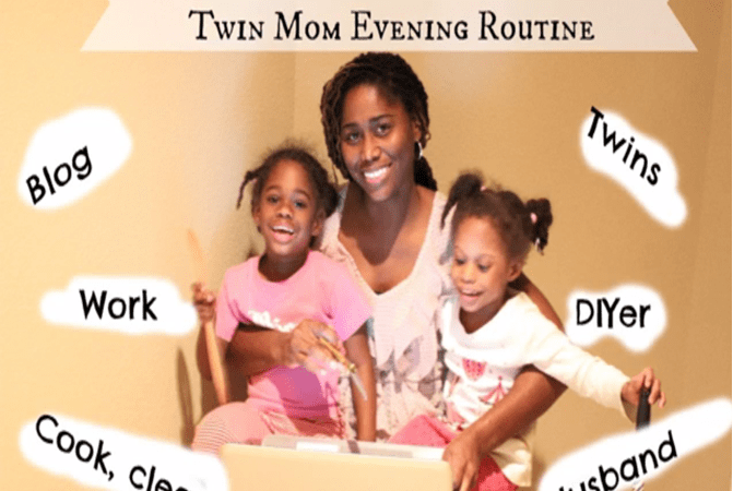 How I Do It All: Evening Routine Video (YouTube Collaboration)