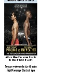 Fight Party Invitation