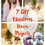 7 DIY Christmas Decorations