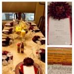 My Family's Thanksgiving Celebration Ideas