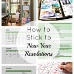 New Year Resolutions: Tips on How to Stick to Them