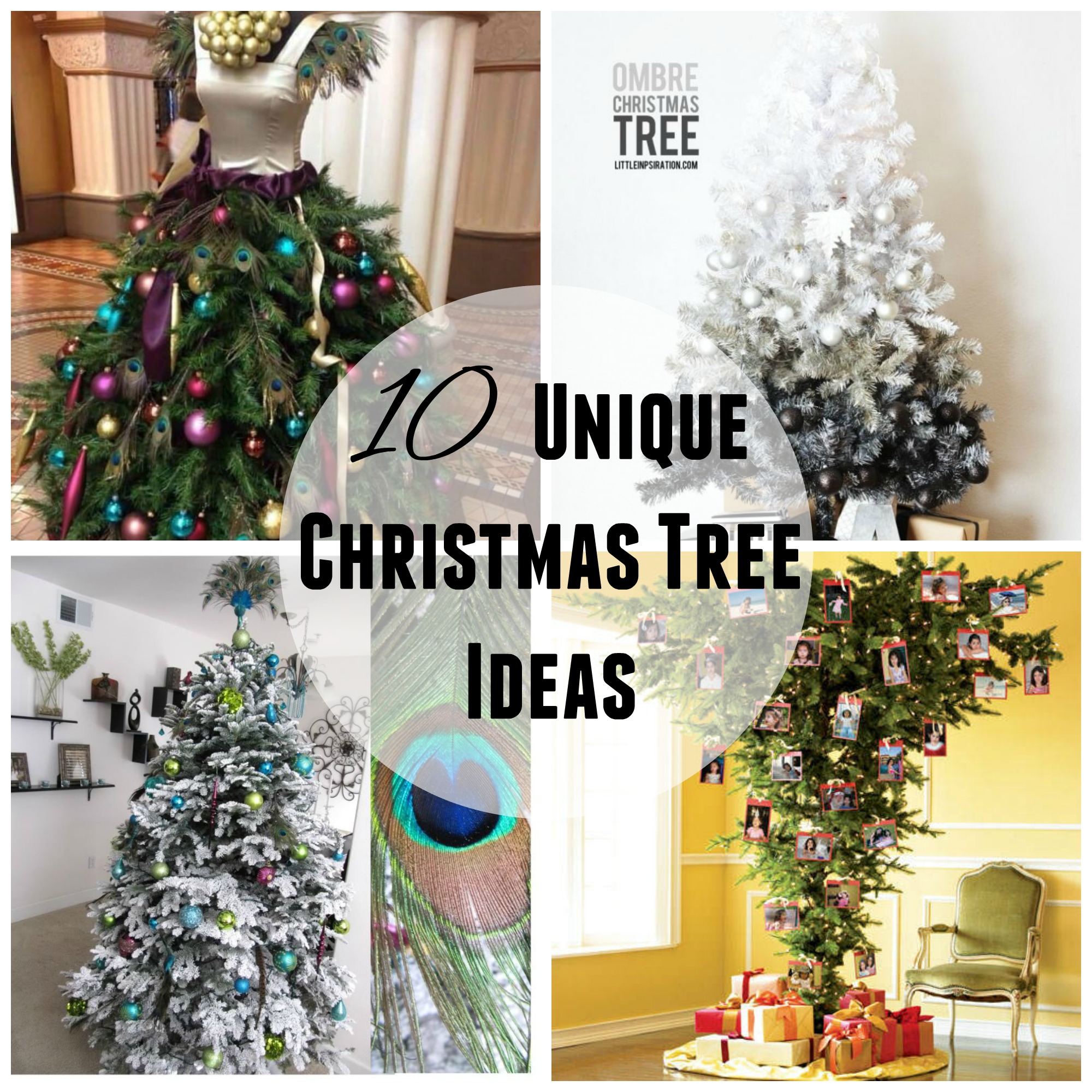 How To Decorate A Christmas Tree Video: 10 Unique Ways To Decorate A Christmas Tree