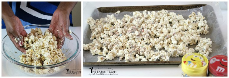 white chocolate peppermint popcorn 2