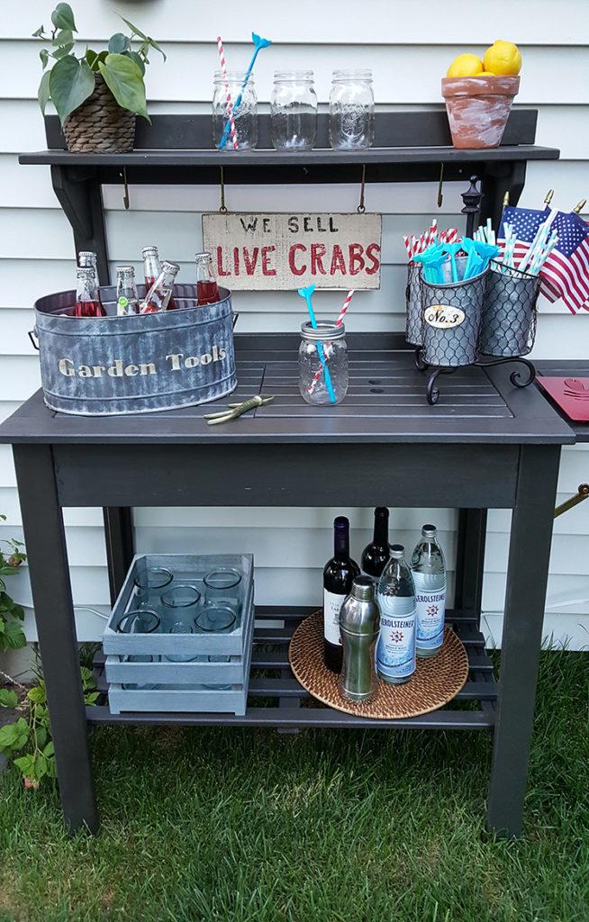 Potting-Bench-Bar-Cart-The-Honeycomb-Home-654x1024