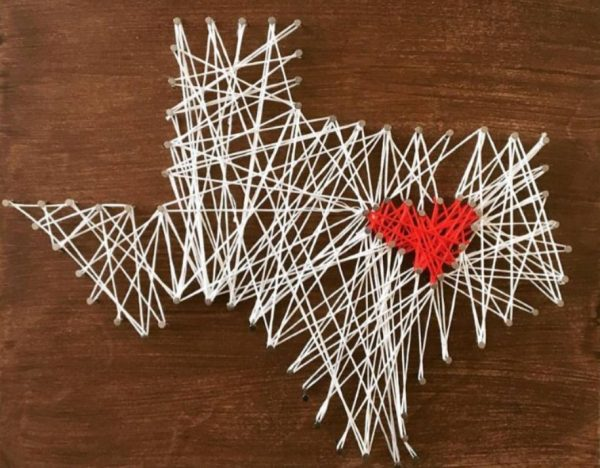 state string art tutorial