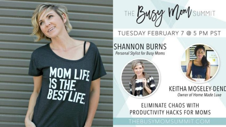 the busy mom summit