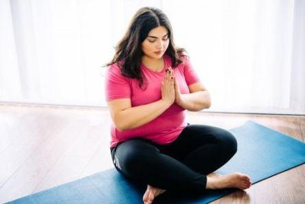 Yoga y perdida de peso