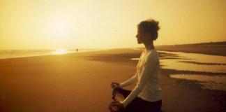meditacion y perdida de peso