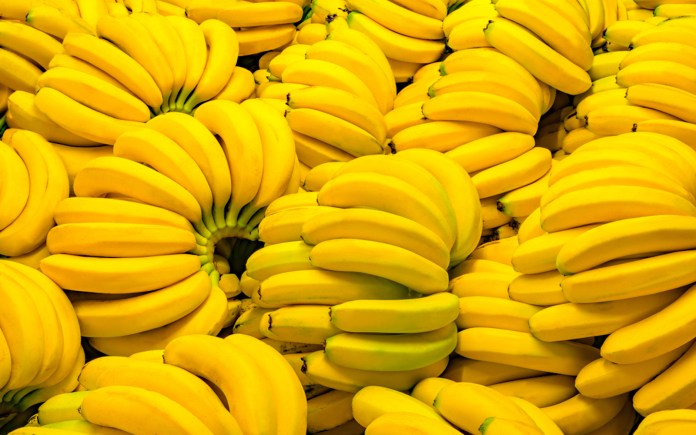 Cuantas bananas debo comer al dia 1
