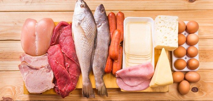 Cómo comer realmente la cantidad de proteína correcta todos los días