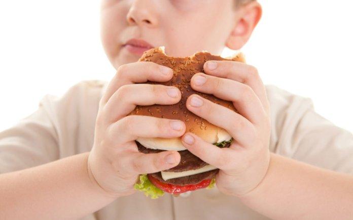 Obesidad de un niño como prevenirlo