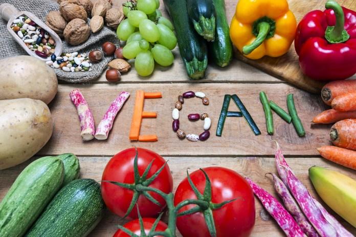 como bajar de peso con una dieta vegana