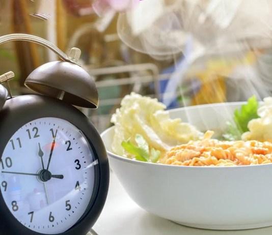 Try Intermittent Fasting desayuno intermitente