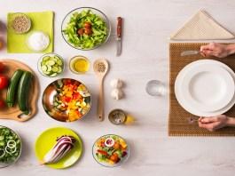 Las porciones más recomendable para una alimentación saludable