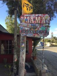 Mama Espinoza's El Rosario