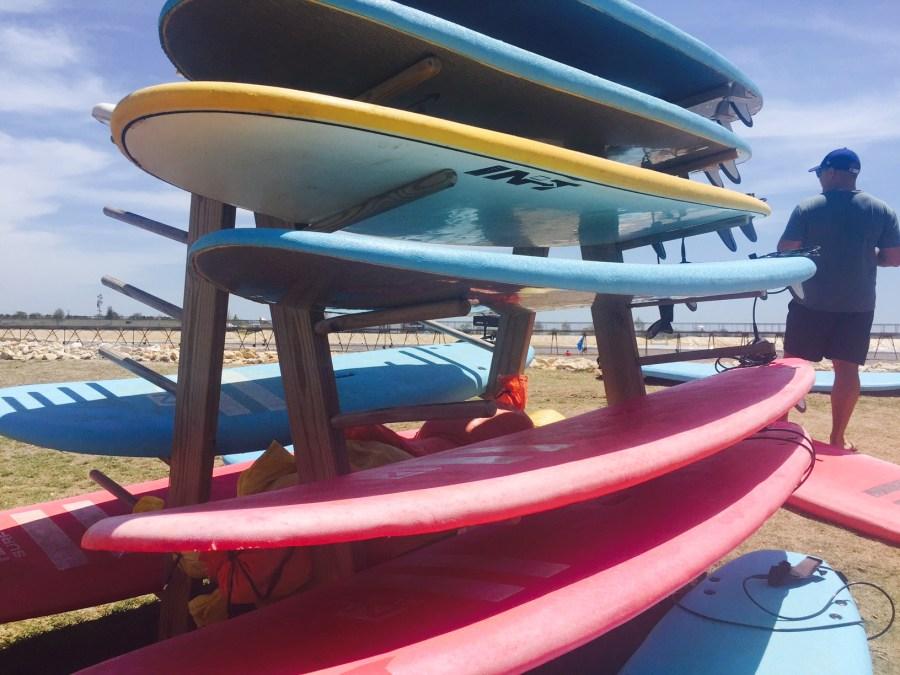 Soft Board Quiver at NLand