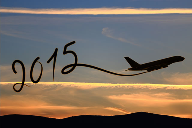 Feliz Año 2015 de parte del equipo de BajaViajes.com
