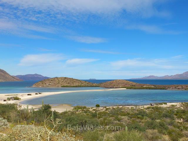 Bahía Concepción, en Mulegé, Baja California Sur.