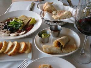 Gastronomía gourmet en Tijuana, Baja California.