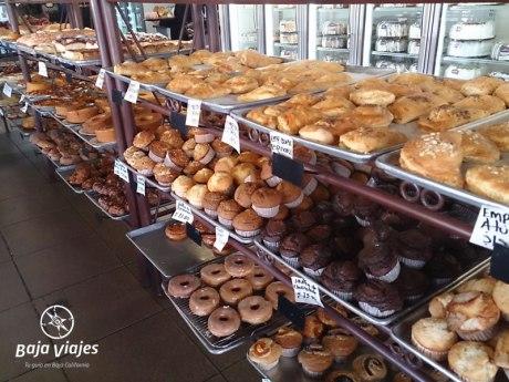 La famosa panadería de Tecate
