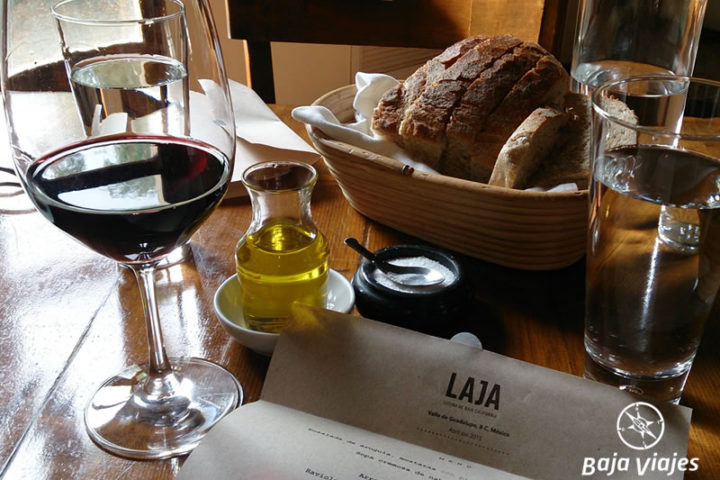 Restaurante Laja, Valle de Guadalupe, Ruta del Vino
