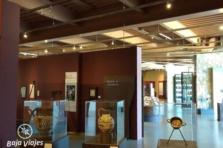 Museo de la Vid y el Vino, en Valle de Guadalupe