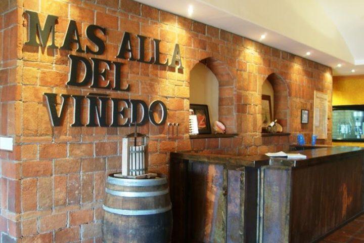 Sala de Degustación de Barón Balché en 2006, Valle de Guadalupe