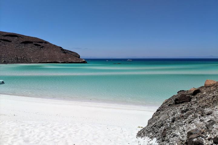 Tour a Playa Balandra, La Paz, Baja California Sur