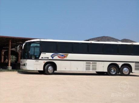 Renta de Autobús y Servicio de Transporte en Tijuana
