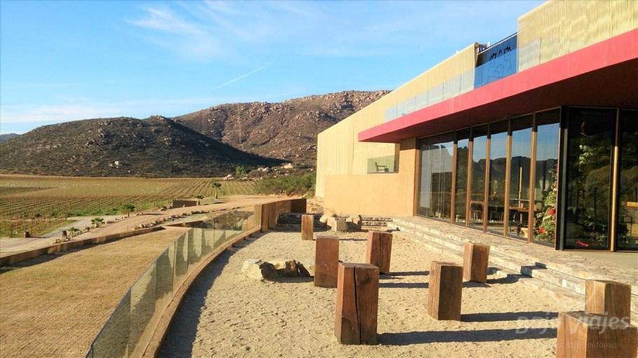 Tour a la Vinícola Monte Xanic en Valle de Guadalupe