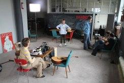 Plan filmowy -- sesje na żywo (Iza Lach)