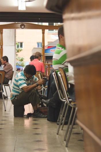 Malaga Salon Viejo Bajo Asfalto (2)