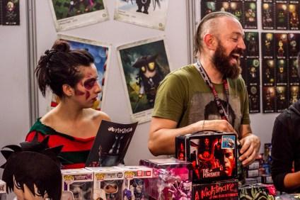ComicCon2015BajoAsfalto11