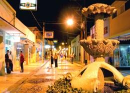 Paseo General García